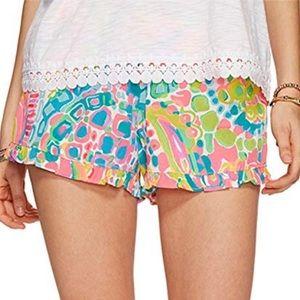 Lilly Pulitzer Kya beach shirt size xxs